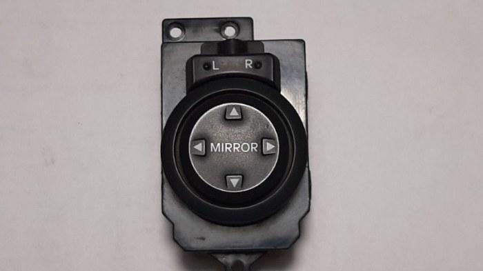 Блок управления зеркалами Kia Rio UB G4FA 2015 передний левый