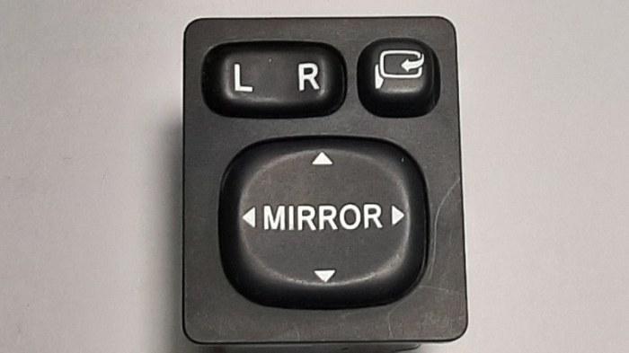 Блок управления зеркалами Toyota Rav4 ACA31 2AZ-FE 2007