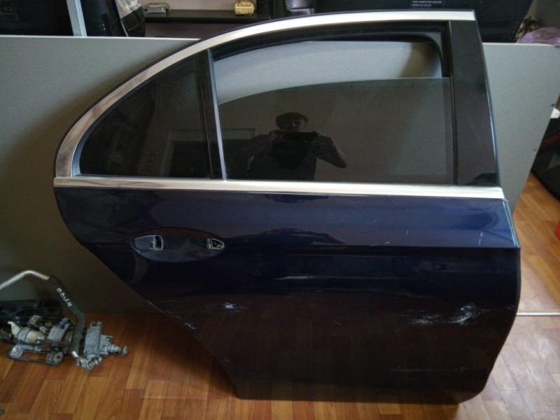Дверь боковая Mercedes-Benz E-Class W213 задняя правая