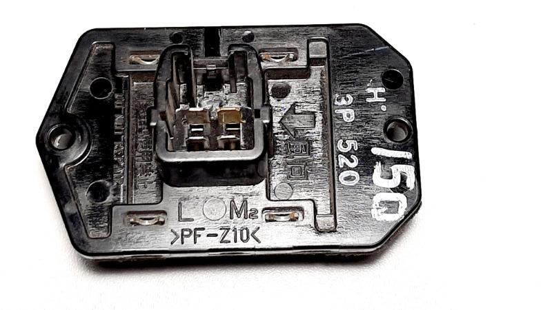 Резистор Toyota Corolla E150 1NR-FE 2013