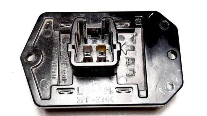 Резистор Toyota Corolla E150 1ZR-FE 2008