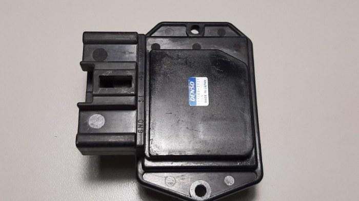 Резистор Toyota Corolla E120 3ZZ-FE 2003