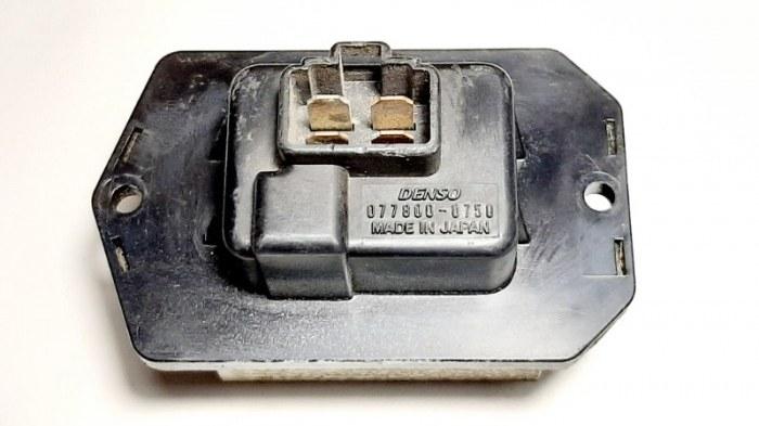 Резистор Lexus Gx470 UZJ120 2UZ-FE 2008