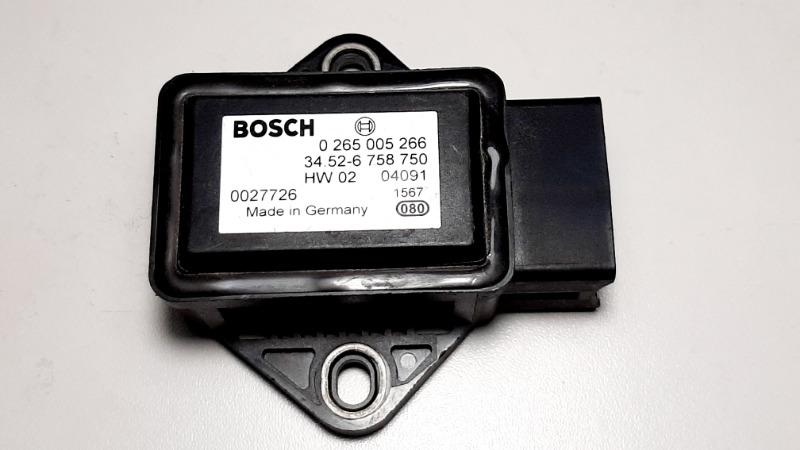 Датчик ускорения Bmw 5-Series E60 N52B25A 2006