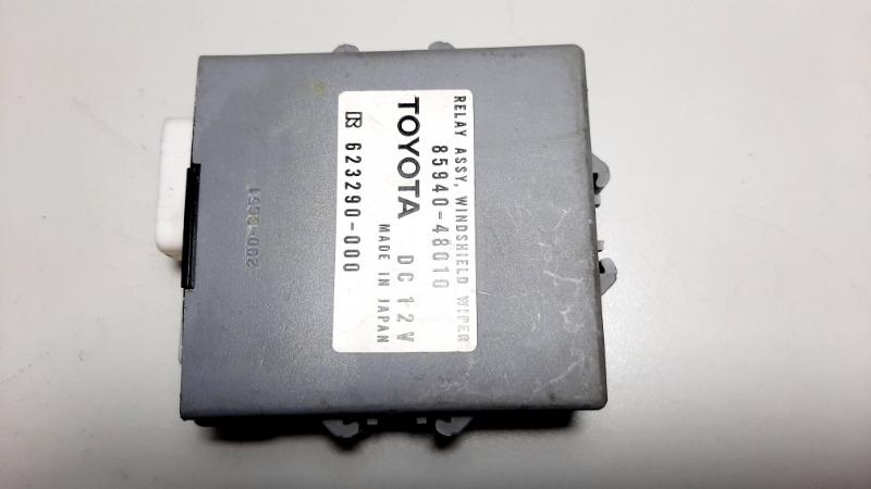 Блок управления Lexus Rx330 MCU38 3MZ 2005