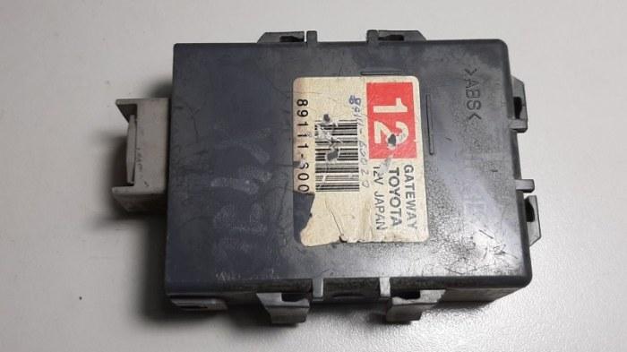 Блок управления Lexus Gx470 UZJ120 2UZ-FE 2008