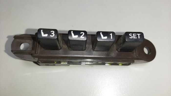 Блок кнопок Lexus Gs450H GWS191 2GR-FSE 2008 передний левый