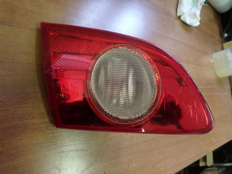 Задний фонарь Nissan Bluebird Sylphy G11 2010 задний левый