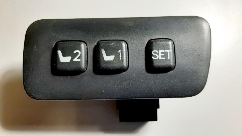 Блок кнопок Lexus Lx470 UZJ100 2UZ-FE 2004 передний левый