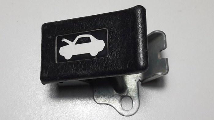 Ручка открывания капота Honda Accord CU2 K24Z3, 2,4 2012
