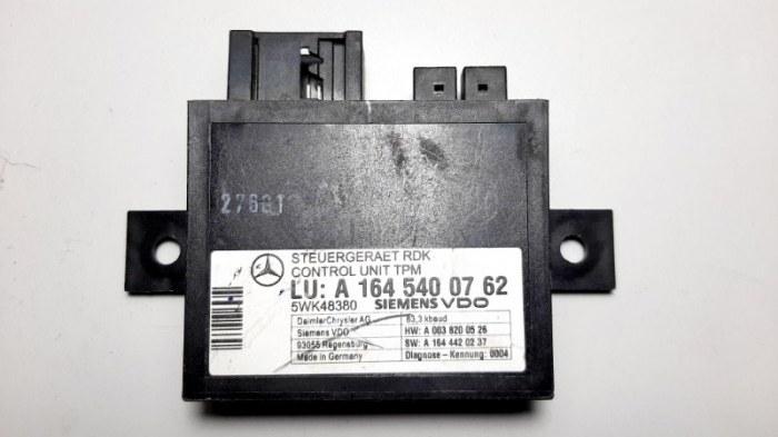 Блок управления Mercedes-Benz Gl-Class X164 M273.923 2006