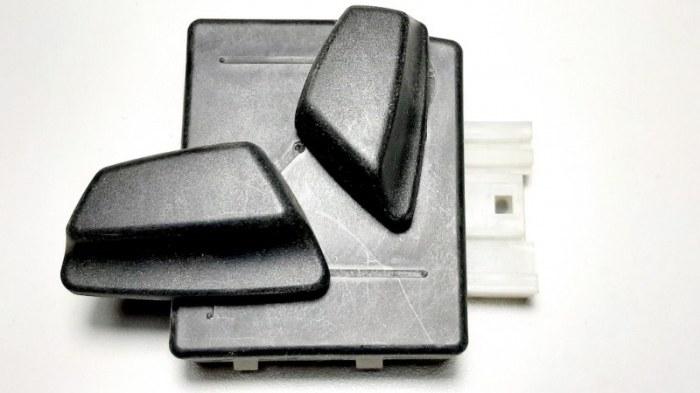 Блок управления сидением Bmw 5-Series E60 N52B25A 2007 передний левый