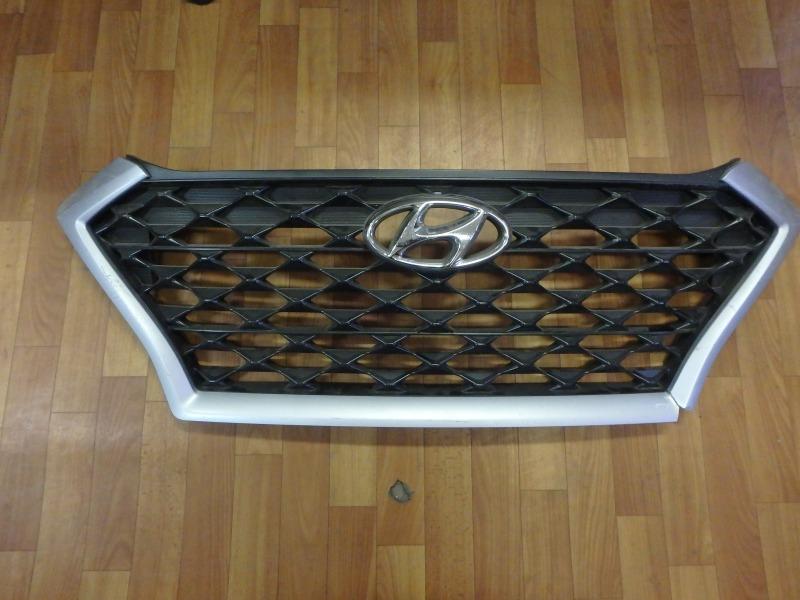 Решетка радиатора Hyundai Tucson TL 2018