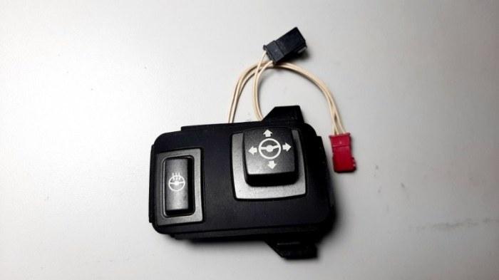 Блок кнопок Bmw 7-Series E66 N62B40A 2006
