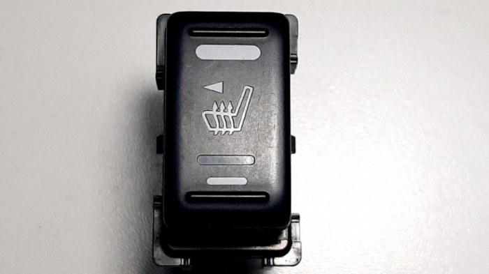 Кнопка обогрева Nissan Pathfinder R51M YD25 2005