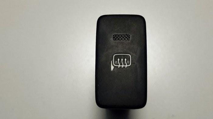 Кнопка обогрева Lexus Gx470 UZJ120 2UZ-FE 2008