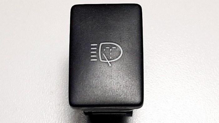 Кнопка, переключатель Toyota Rav4 ACA30 1AZ-FE 2007 передний