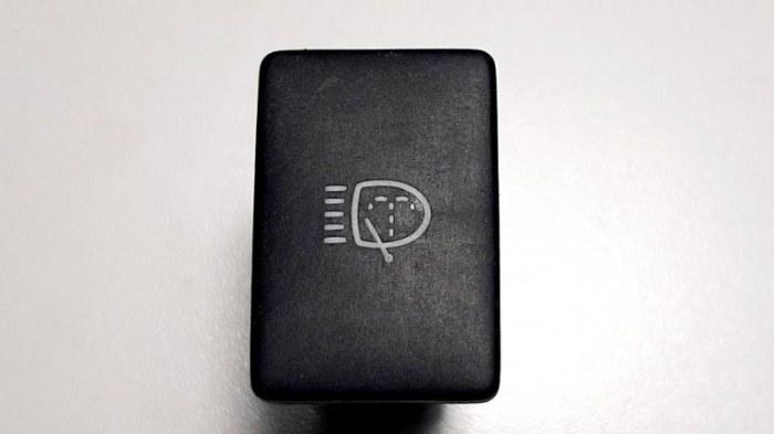 Кнопка, переключатель Toyota Rav4 ACA31 2AZ-FE 2007