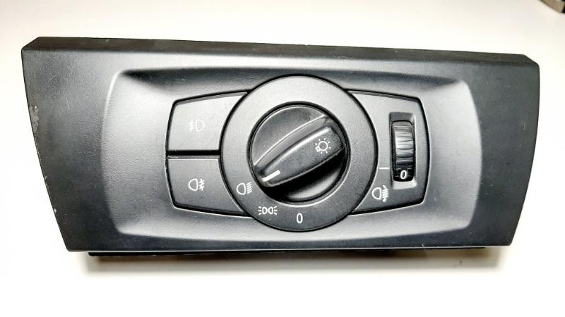Блок управления светом Bmw 3-Series E90 N52B25 2006