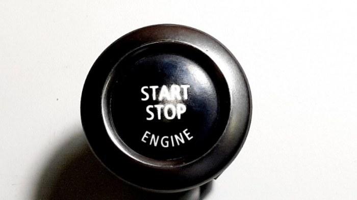 Кнопка старт-стоп Bmw 5-Series E60 N52B25A 2007