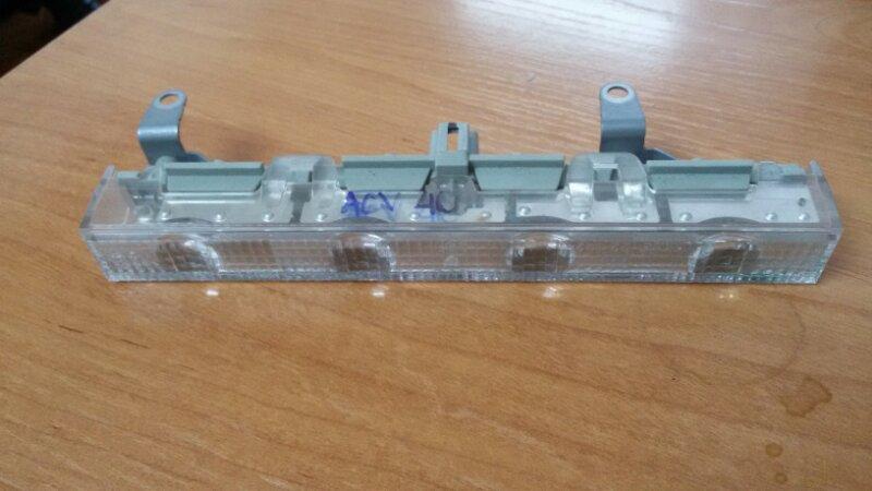 Повторитель стоп-сигнала Toyota Camry ACV40 2007 задний