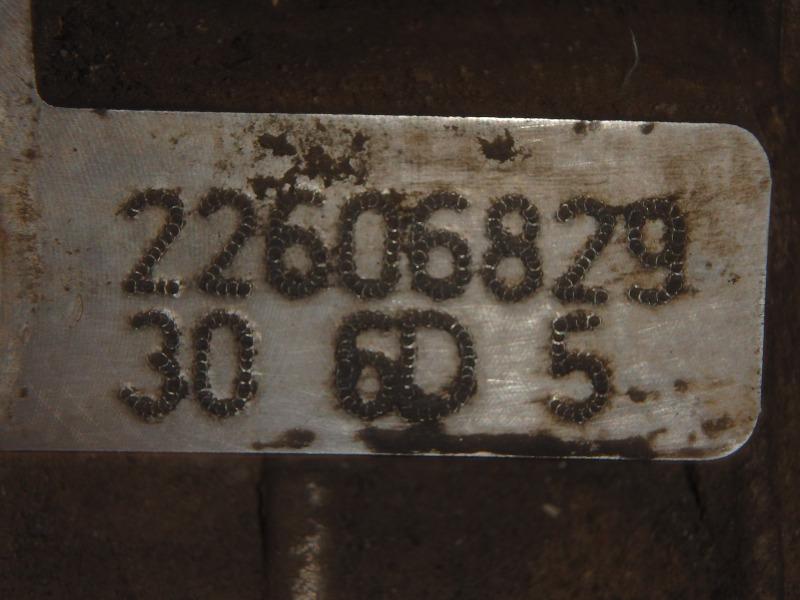 Двигатель в сборе Bmw X5 E70, E71 M57TU2D30 2008