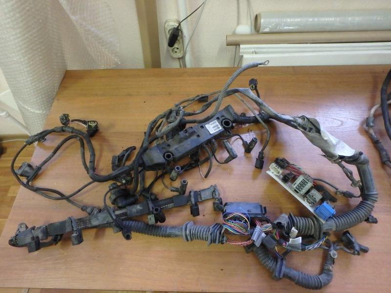 Проводка двс Bmw X5 E70 M57TU2D30 2008