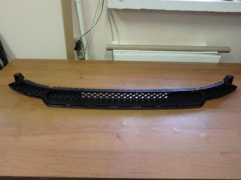 Решетка бамперная Hyundai Solaris HCR G4FG, G4LC 2020 передняя нижняя