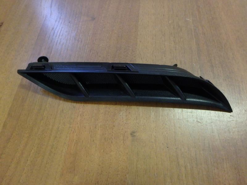 Заглушка бампера Hyundai Solaris HCR G4FG, G4LC 2020 задняя левая