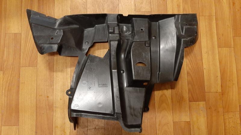 Защита двигателя пластиковая Bmw X5 E53 M62B44TU 2001 передняя правая