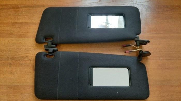 Козырек солнцезащитный Bmw X5 E53 M62B44TU 2001