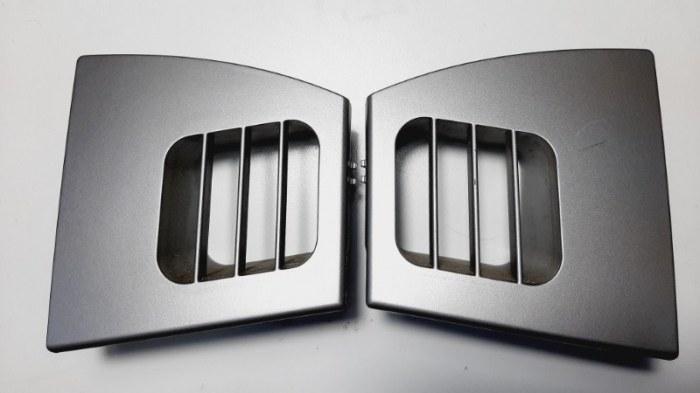 Решетка вентиляционная Bmw 7-Series E66 N62B40A 2006 передняя