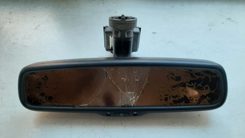 Зеркало заднего вида салонное Honda Accord CU2 K24Z3, 2,4 2012