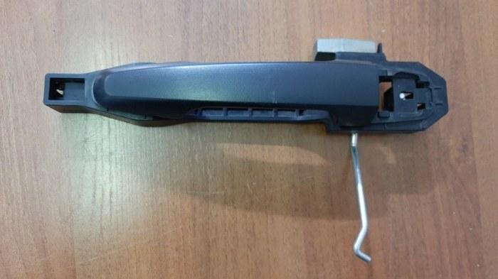 Ручка двери внешняя Mitsubishi L200 KB4T 4D56 2008 задняя левая