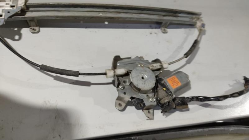 Стеклоподъёмный механизм Nissan Note E11 HR15DE 2012 передний правый