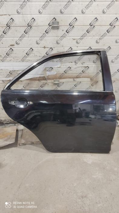 Дверь боковая Toyota Camry ACV40 2AZ-FE 2007 задняя правая