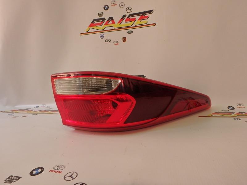 Задний фонарь Kia Rio FB 2017 задний левый