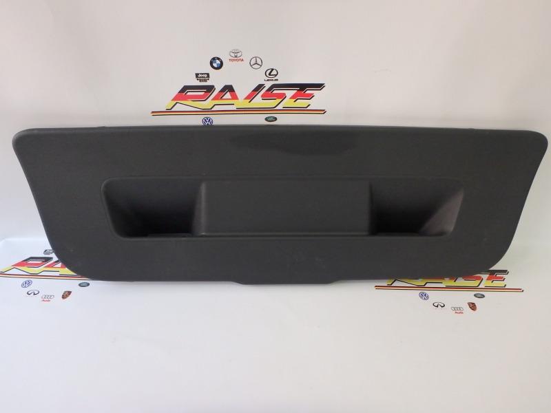Накладка на дверь багажника Volkswagen Polo 1T3 2020