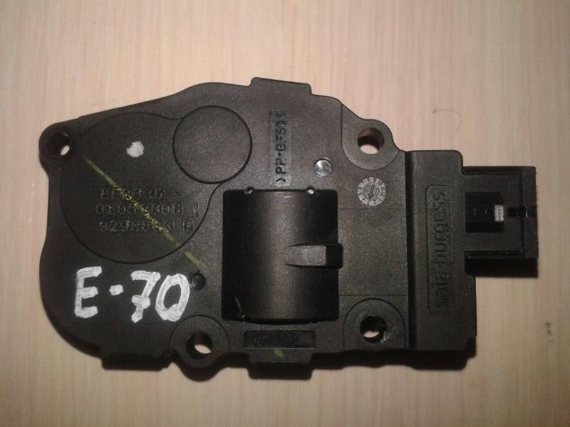 Сервопривод заслонок печки Bmw X5 E70 M57D30TU2 2008