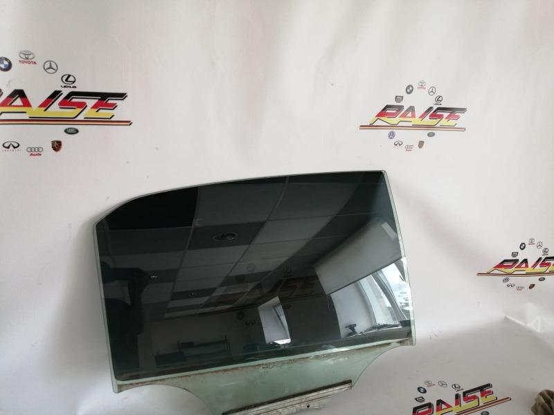 Стекло боковое Toyota Corolla E150 1ZR-FE 2008 заднее правое