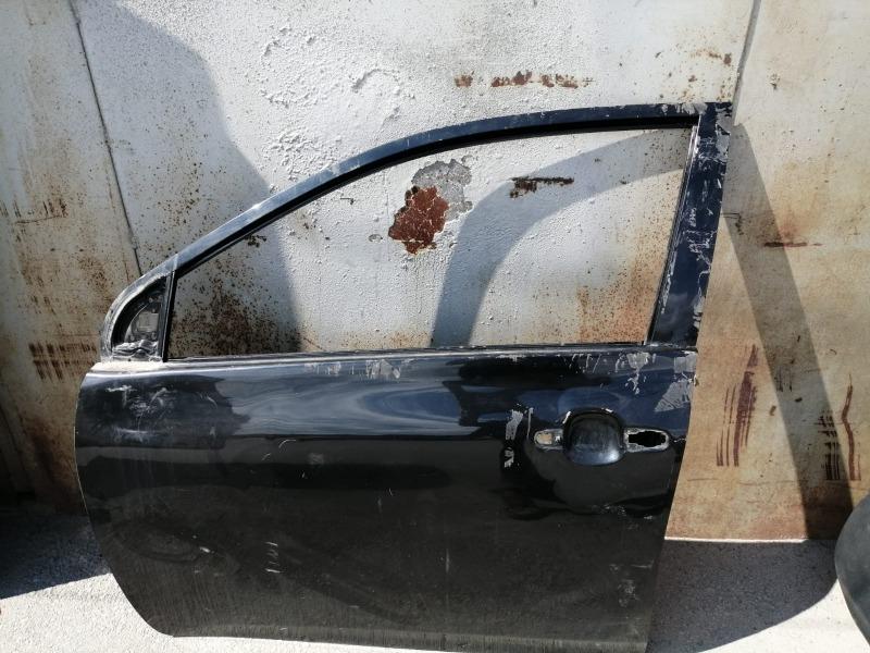 Дверь боковая Toyota Corolla E150 1ZR-FE 2008 передняя левая