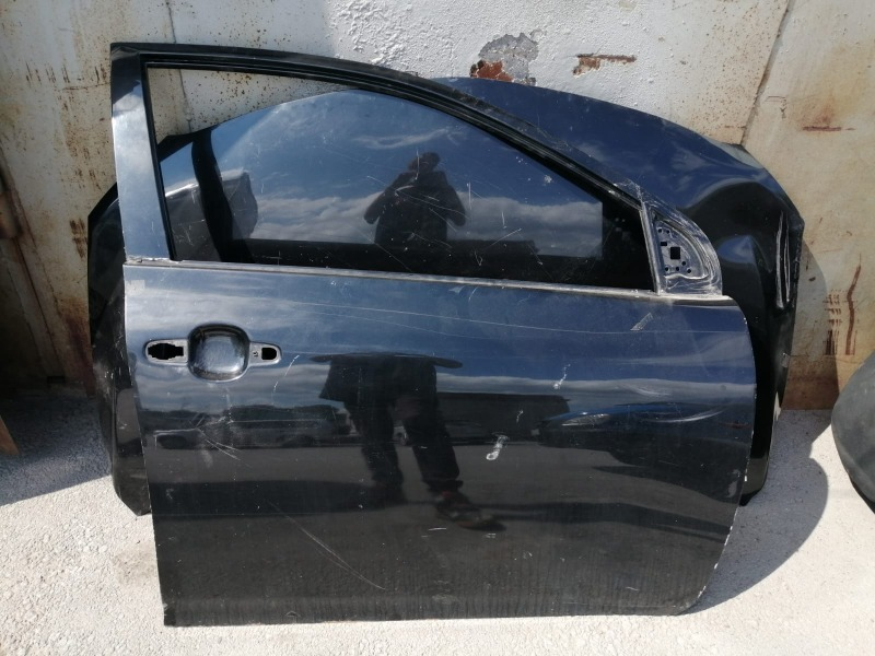 Дверь боковая Toyota Corolla E150 1ZR-FE 2008 передняя правая