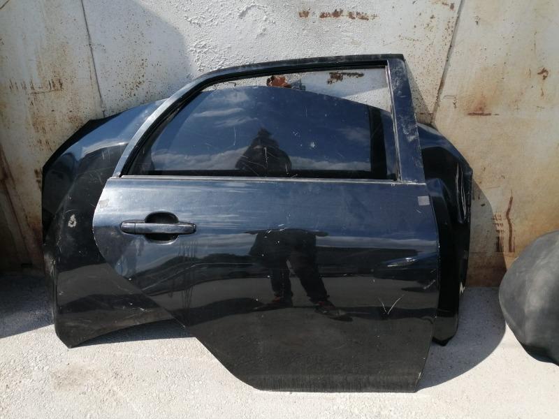 Дверь боковая Toyota Corolla E150 1ZR-FE 2008 задняя правая