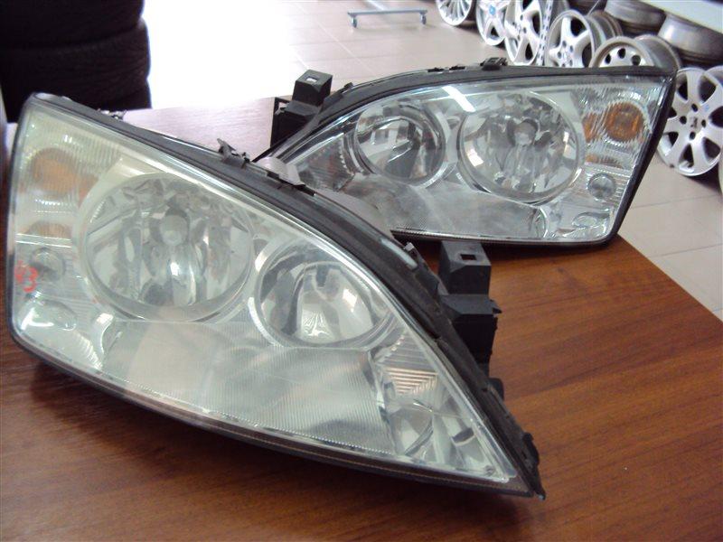 Фара к-кт Ford Mondeo 3 ЛИФТБЭК 2004 передняя