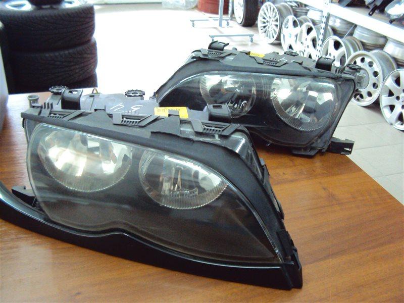 Фара к-кт Bmw 3-Series E46 N42B20AB 2003 передняя