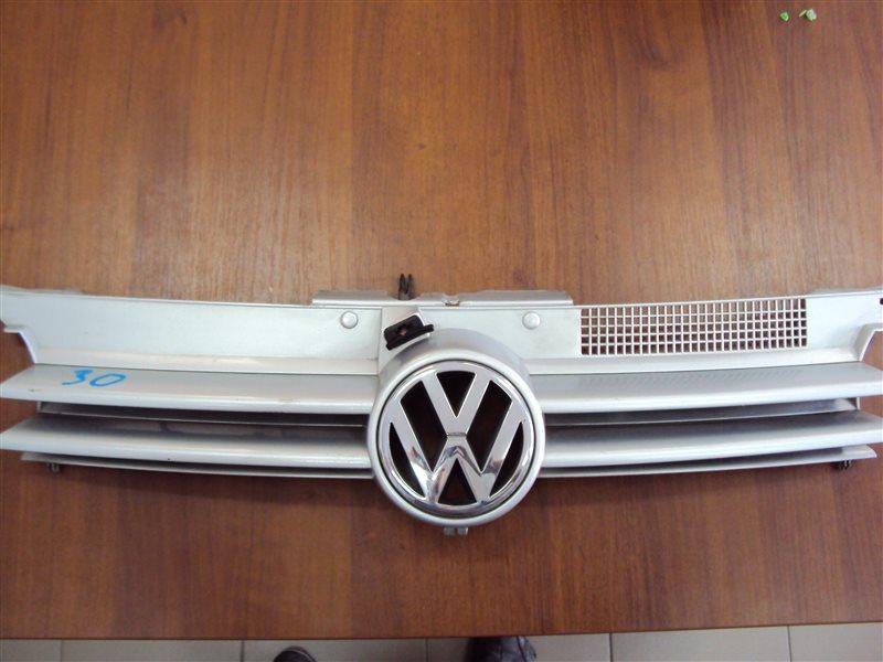 Решетка радиатора Volkswagen Golf 4 1JAZJ BFQ 2004