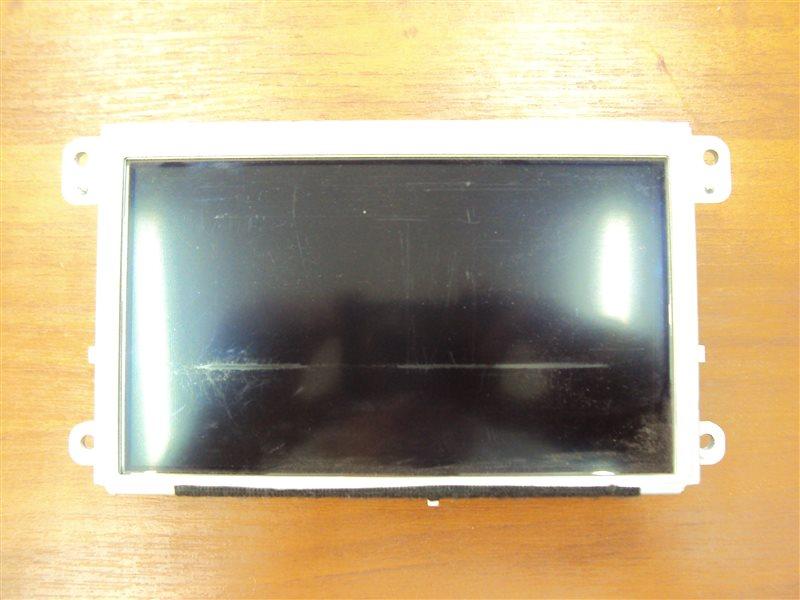 Дисплей информационный Audi A4 B8 CDHB 2008