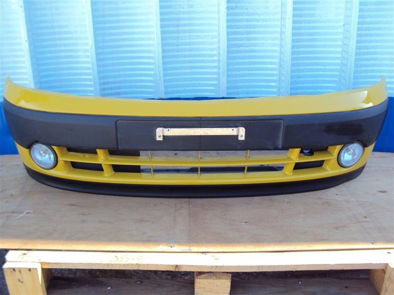 Бампер Renault Kangoo KC0A / KC0K / KC0F / KC01 K4MB 2003 передний