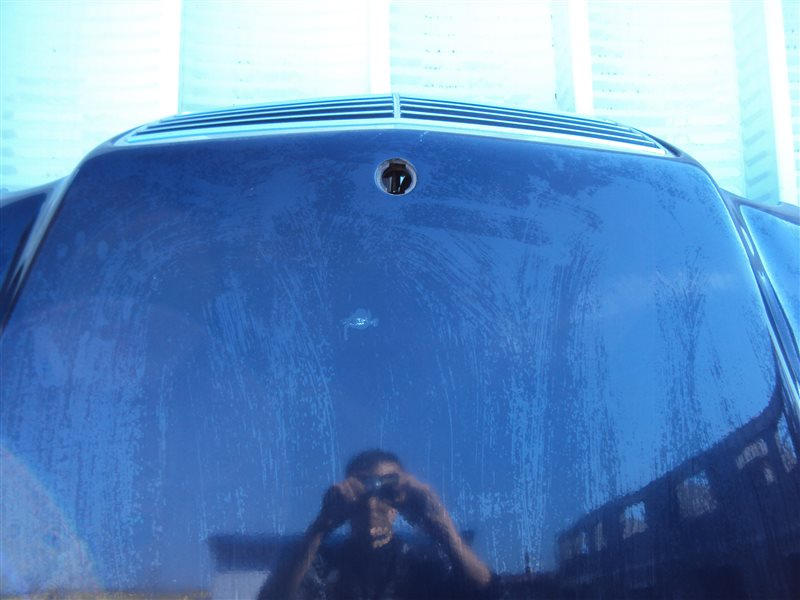 Капот Mercedes-Benz Clk W208 112.910 1998 передний