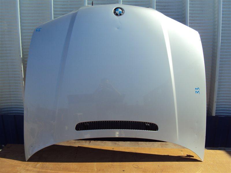 Капот Bmw 3-Series E46 194E1 M43 1999 передний